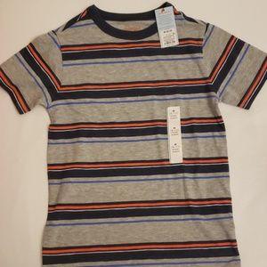 5/25 Boys Striped Shirt